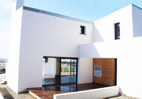maison d'architecte amzair pompe à chaleur bbc silenz