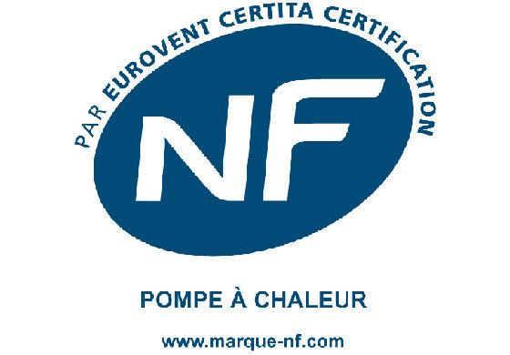 certification pompe a chaleur amzair