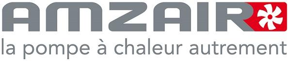 Pompes à chaleur AMZAIR logo signature