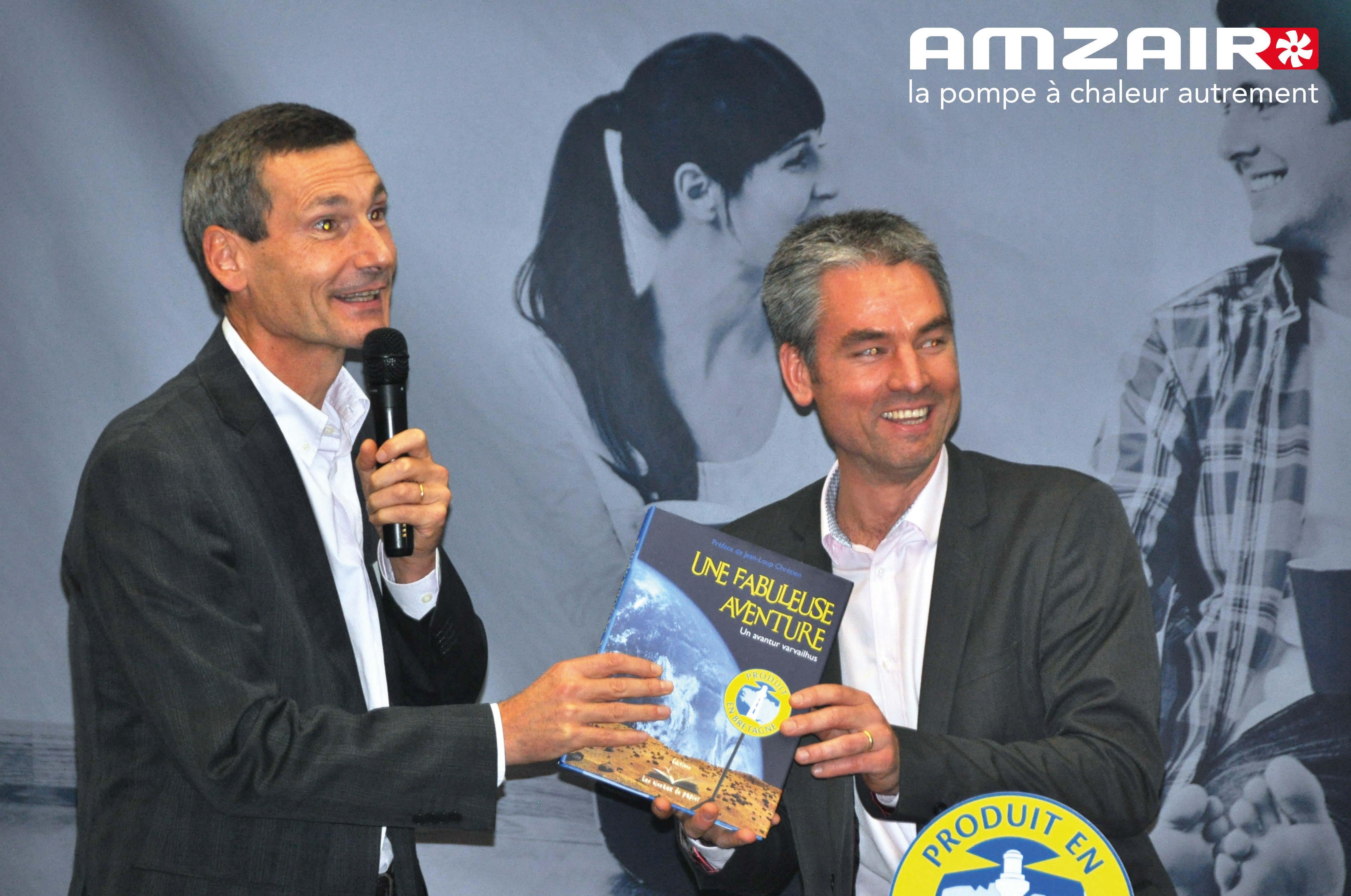 AMZAIR membre de produit en Bretagne - Glen Desmousseaux