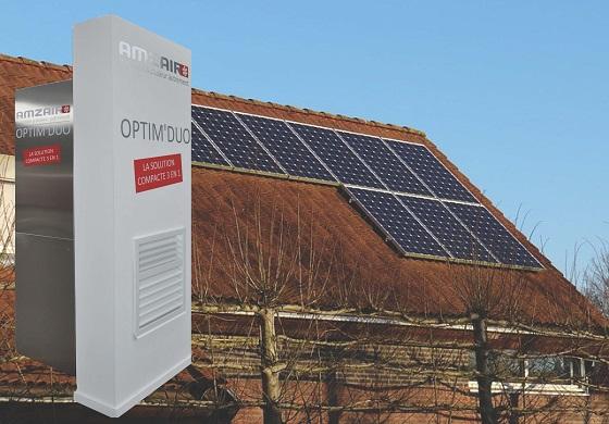 transition énergétique pompe a chaleur amzair