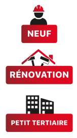 Pompe à chaleur solution NEUF et RENOVATION