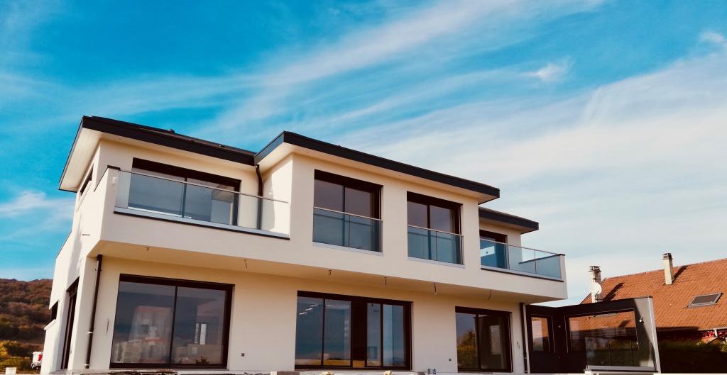 Cette magnifique maison sur le bord de mer a choisit Amzair pour son système de chauffage