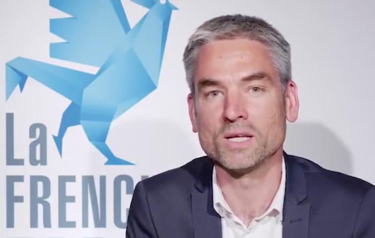 Interview de Glen Desmousseaux, dirigeant de AMZAIR Industrie, fabricant de pompe à chaleur