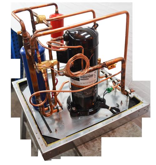 La SOLUZEO vous permet de remplacer votre pompe a chaleur gaz gaz geothermie