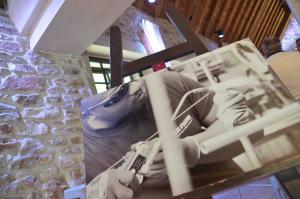 Exposition de photographies du personnel AMZAIR Industrie