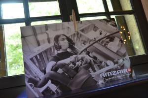 Exposition de photographies du personnel AMZAIR